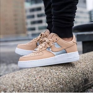 new style b8a6d cd490 Nike Shoes | Womens Air Force 1 07 Se Premium Sneakers | Poshmark